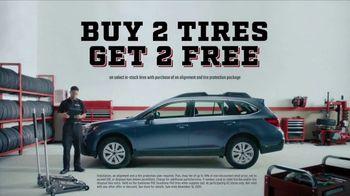 Big O Tires Super 2-Fer Tire Sale TV Spot, 'Nail' - Thumbnail 5