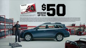Big O Tires Super 2-Fer Tire Sale TV Spot, 'Nail'