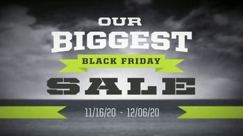 Big O Tires Biggest Black Friday Sale TV Spot, 'Rebate Savings: No Interest' - Thumbnail 2