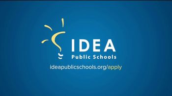 IDEA Public Schools TV Spot, 'Dreamers' - Thumbnail 9