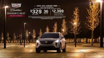 Cadillac Season's Best Sales Event TV Spot, 'Winter Lights' Song by Run the Jewels [T2] - Thumbnail 6