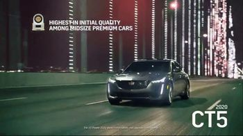 Cadillac Season's Best Sales Event TV Spot, 'Winter Lights' Song by Run the Jewels [T2] - Thumbnail 4