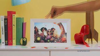 Aura Frames TV Spot, 'Life's Moments' - Thumbnail 3
