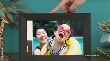 Aura Frames TV Spot, 'Life's Moments' - Thumbnail 6