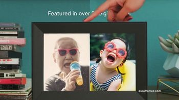 Aura Frames TV Spot, 'Life's Moments' - Thumbnail 7