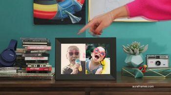 Aura Frames TV Spot, 'Life's Moments' - Thumbnail 8
