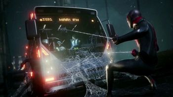 Marvel's Spider-Man: Miles Morales TV Spot, 'Rise to the Challenge' Featuring Stephen A. Smith - Thumbnail 5
