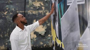 Walden University TV Spot, 'Shine On: Desmond Pittman'