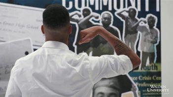 Walden University TV Spot, 'Shine On: Desmond Pittman' - Thumbnail 8