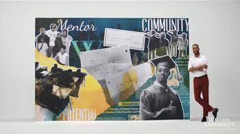Walden University TV Spot, 'Shine On: Desmond Pittman' - Thumbnail 9