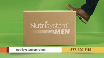 Nutrisystem for Men TV Spot, 'It's That Simple: 50% Off a Month of Meals and Shakes' - Thumbnail 2