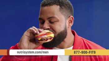 Nutrisystem for Men TV Spot, 'It's That Simple: 50% Off a Month of Meals and Shakes' - Thumbnail 3