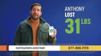 Nutrisystem for Men TV Spot, 'It's That Simple: 50% Off a Month of Meals and Shakes' - Thumbnail 5