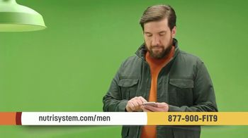 Nutrisystem for Men TV Spot, 'It's That Simple: 50% Off a Month of Meals and Shakes' - Thumbnail 7