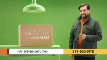 Nutrisystem for Men TV Spot, 'It's That Simple: 50% Off a Month of Meals and Shakes' - Thumbnail 8