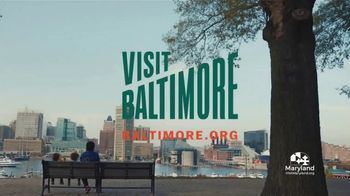 Visit Baltimore TV Spot, 'The Pandemic Will Not Defeat Us' Song by MILANO - Thumbnail 10