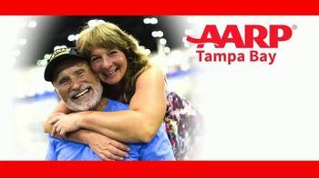 AARP Tampa Bay TV Spot, 'Veterans: Free Online Classes' - Thumbnail 1