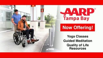 AARP Tampa Bay TV Spot, 'Veterans: Free Online Classes' - Thumbnail 3