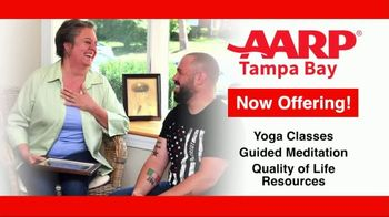 AARP Tampa Bay TV Spot, 'Veterans: Free Online Classes' - Thumbnail 4