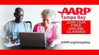 AARP Tampa Bay TV Spot, 'Veterans: Free Online Classes' - Thumbnail 6