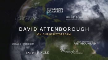 CuriosityStream TV Spot, 'David Attenborough'