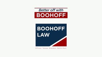 Boohoff Law TV Spot, 'First Choice' - Thumbnail 8