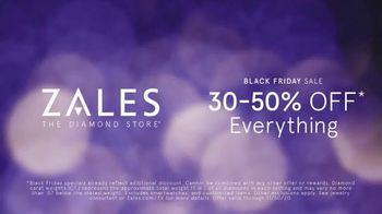 Zales Black Friday Sale TV Spot, 'All the Diamonds:50% Off' - Thumbnail 4