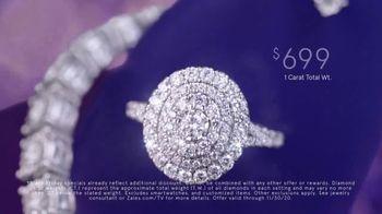 Zales Black Friday Sale TV Spot, 'All the Diamonds:50% Off' - Thumbnail 6