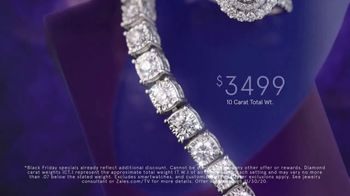 Zales Black Friday Sale TV Spot, 'All the Diamonds:50% Off' - Thumbnail 7