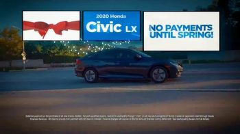 Happy Honda Days Sales Event TV Spot, 'Holiday Clearance: Civic' [T2] - Thumbnail 3