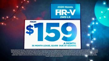 Happy Honda Days Sales Event TV Spot, 'Holiday Clearance: HR-V' [T2] - Thumbnail 2