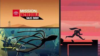 Toyota Mission: Incredible Sales Event TV Spot, 'Save Big: RAV4' [T2] - Thumbnail 2