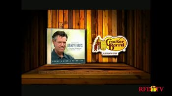 Cracker Barrel Old Country Store and Restaurant TV Spot, 'Randy Travis: Precious Moments' - Thumbnail 9