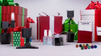 WeatherTech TV Spot, 'Holidays: CupFone Hand Sanitizer' - Thumbnail 9