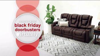 Ashley HomeStore Black Friday TV Spot, 'Reserve Your Deal Virtually' - Thumbnail 4