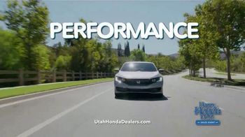 Happy Honda Days Sales Event TV Spot, 'Compare: Civic' [T2] - Thumbnail 7