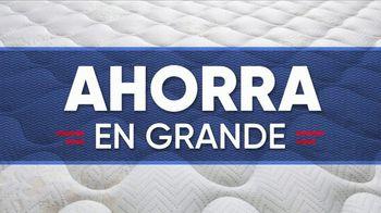 Rooms to Go La Venta por las Fiestas TV Spot, 'Colchón tamaño King' [Spanish] - Thumbnail 1