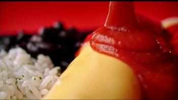 Taco John's Sauce-a-Lotta Enchiladas Platter TV Spot, 'Trick Question' - Thumbnail 3