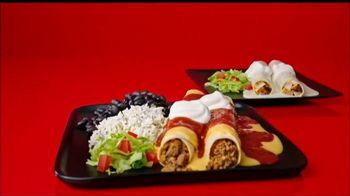 Taco John's Sauce-a-Lotta Enchiladas Platter TV Spot, 'Trick Question' - Thumbnail 8