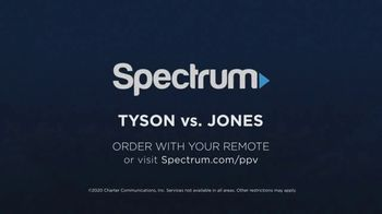 Spectrum TV On Demand TV Spot, 'Tyson vs. Jones' - Thumbnail 8