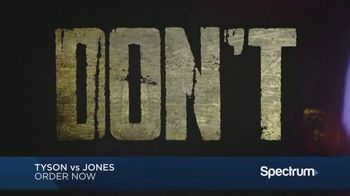 Spectrum TV On Demand TV Spot, 'Tyson vs. Jones' - Thumbnail 6