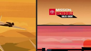 Toyota Mission: Incredible Sales Event TV Spot, 'Best Deals: Trucks' [T2] - Thumbnail 2
