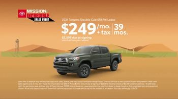 Toyota Mission: Incredible Sales Event TV Spot, 'Best Deals: Trucks' [T2] - Thumbnail 4