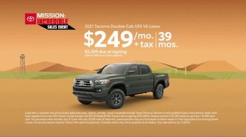 Toyota Mission: Incredible Sales Event TV Spot, 'Best Deals: Trucks' [T2] - Thumbnail 5