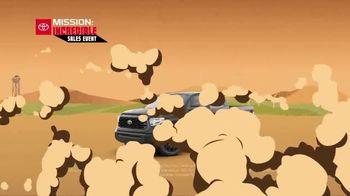 Toyota Mission: Incredible Sales Event TV Spot, 'Best Deals: Trucks' [T2] - Thumbnail 6