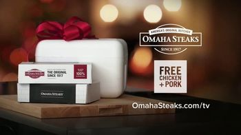 Omaha Steaks Gift Givers Event TV Spot, 'A Gift Like No Other: Free Chicken and Pork' - Thumbnail 9