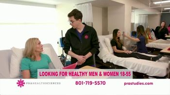 PRA Health Sciences TV Spot, 'Between Jobs?'