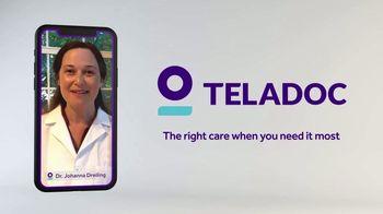 Teladoc TV Spot, 'Promise' - Thumbnail 1