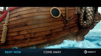 DIRECTV Cinema TV Spot, 'Come Away'