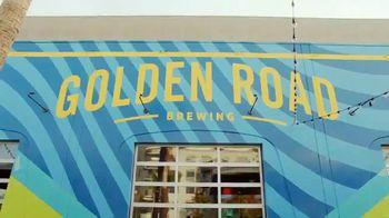 Golden Road Brewing TV Spot, 'California Dream' - Thumbnail 1